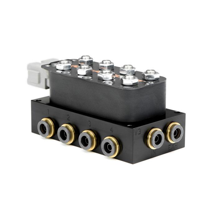 accuair vu4 manifold ports accuair vu4 4 corner valve manifold elite kustomz fabrication accuair vu4 wiring diagram at alyssarenee.co
